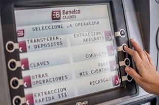 Se cayó la red Banelco y hubo fallas en las operaciones con VISA