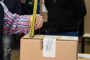 Esta es la boleta única de los candidatos al Concejo de Reconquista