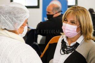 """Martorano: """"Para las fiestas todos los santafesinos estaremos vacunados contra el covid"""""""