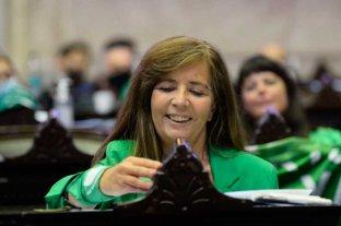 """Gabriela Cerruti: """"El Presidente me convocó para aumentar la calidad de la comunicación"""""""