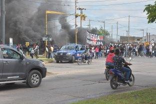Zabaleta criticó las protestas sociales