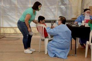 Ya se vacunaron 100 mil menores de entre 3 y 17 años en la provincia