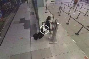Video: así cayó la azafata detenida por contrabandear oro y dólares a Miami