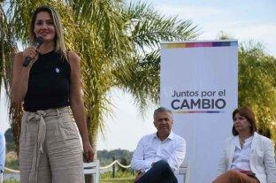 A la campaña le quedan cuatro semanas   - Losada con el respaldo de dirigentes nacionales de Juntos por el Cambio.