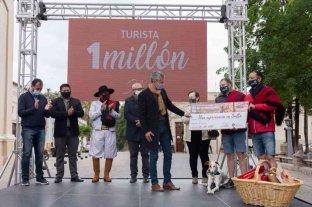La provincia de Salta recibió al turista  un millón de 2021