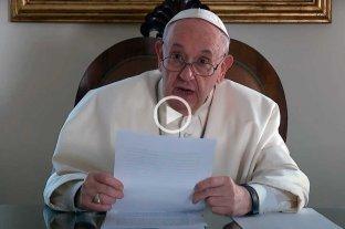 El Papa Francisco pidió salario básico universal y reducción de jornada laboral