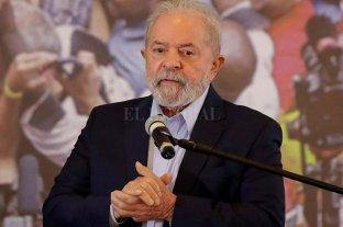 """Lula dijo que seguirá siendo """"un indeseable"""" para las elites brasileñas y que gobernará para los pobres"""