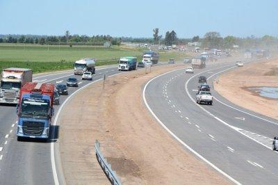 Habilitaron la Autopista Ruta Nacional 34 hasta el sur de Rafaela -