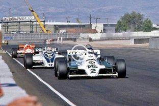 """Hace 40 años """"Lole"""" Reutemann perdía el campeonato de F1 por un punto"""