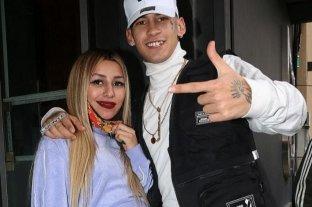 L-Gante se habría separado y discutió por las redes con Tamara Báez -