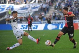Newells perdió en su visita a Gimnasia por 1 a 0