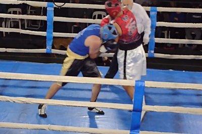 En Estudiantes se vivió una velada inolvidable de boxeo