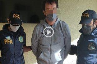 """Video: detuvieron en Quilmes a un falso abogado que vendía ciudadanías """"truchas"""" por internet"""