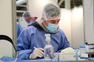 Argentina reportó sólo tres fallecidos y 400 nuevos contagios de coronavirus