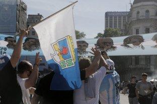 El peronismo realizó marchas en Plaza de Mayo y otros puntos del país