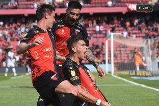 Con un golazo de Alexis Castro, Colón le ganó a Talleres en Santa Fe -