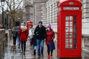 Preocupación en el Reino Unido ante el incremento de casos de coronavirus