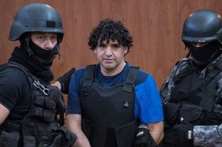 """Detuvieron al fundador de la banda """"Los Monos"""" en Rosario -"""