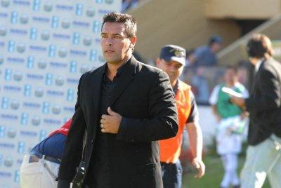Fernando Gamboa se fue de Newell's y asume Adrián Taffarel