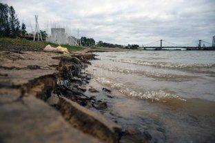 El Río Paraná se posó en el metro en Santa Fe: qué dicen los pronósticos -