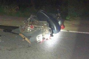 Trágico siniestro vial  en Arroyo Leyes