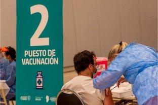 Córdoba comienza a vacunar con segunda dosis sin turnos a mayores de 18 años