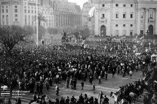 Perón / Perón, que viejo sos…