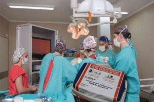Seis niños serán trasplantados gracias a una donación de órganos realizada en Paraná