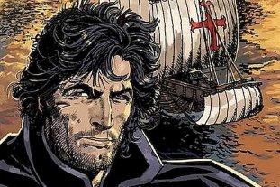 """""""Dago"""", otra de las historietas de Robin Wood"""