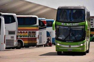 Nación lanzó créditos para renovar flota de ómnibus de pasajeros de media y larga distancia