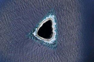 """Detectaron un """"agujero negro"""" en Google Maps y se viralizó: ¿qué es?"""