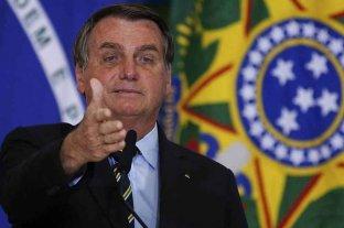"""Bolsonaro defendió la decisión de no vacunarse y calificó de """"saña"""" pedir pasaporte de vacunación"""