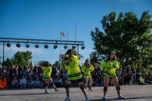 Primera jornada de la feria itinerante en Rufino