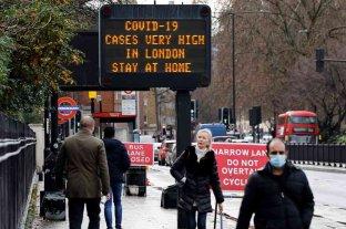 Alerta en Reino Unido ante una nueva ola de coronavirus