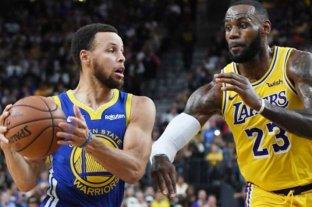 Arranca una nueva temporada de la NBA