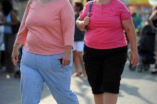 Seis de cada diez personas en Argentina tienen exceso de peso