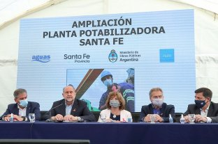 Perotti anunció una histórica inversión para la planta de ASSA de Santa Fe -