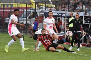 Sobre el final, Patronato le arrebató un empate a Defensa y Justicia: fue 3 a 3 en Paraná