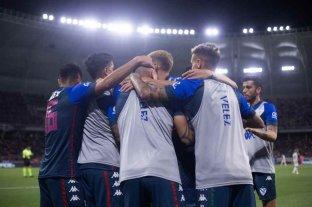 Vélez le ganó a Central Córdoba y se subió al podio de la tabla de posiciones