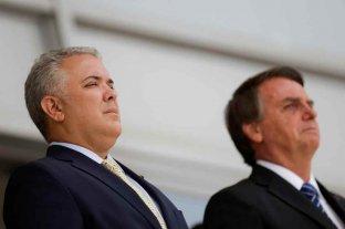 Iván Duque y Jair Bolsonaro acuerdan una posición conjunta sobre la Amazonía