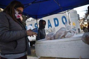 Sigue la venta de pescado de mar a precios populares en Santa Fe