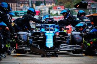 """Alonso ante el Gran Premio de Estados Unidos: """"Es uno de los más desafiantes del calendario"""" -"""
