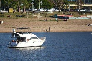El Río Paraná sigue creciendo en Santa Fe pero advierten que continuará con poco caudal