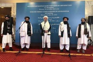 Los talibanes debutaron en una cumbre internacional