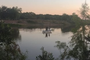 Río San Javier: se arrojó al agua para desenredar la línea y murió ahogado