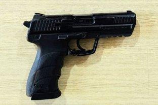 Escándalo en Paraná: un alumno entró a la escuela con un arma de fuego