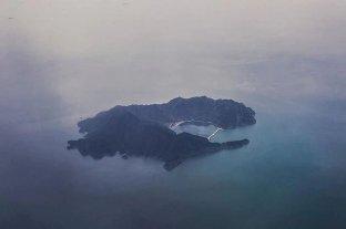 """Gracias a Google Maps encontraron la ubicación exacta de la isla de """"El Juego del Calamar"""""""