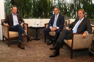 Scioli se reunió con Lula da Silva e industriales brasileños para fomentar inversiones en Argentina