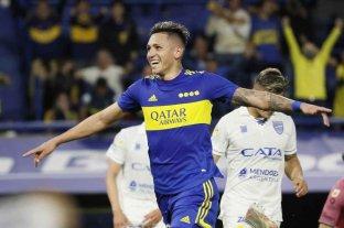 Boca lo dio vuelta y superó a Godoy Cruz por 2 a 1 en la Bombonera