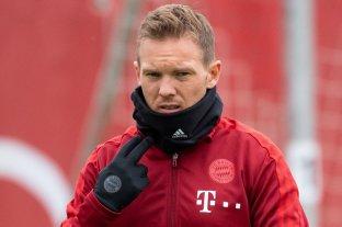 El entrenador del Bayern Múnich da positivo de coronavirus